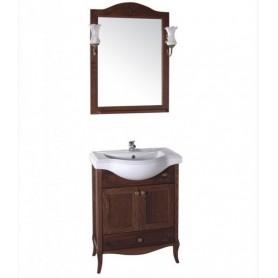 Мебель для ванной АСБ Салерно 65 ➦ Vanna-retro.ru