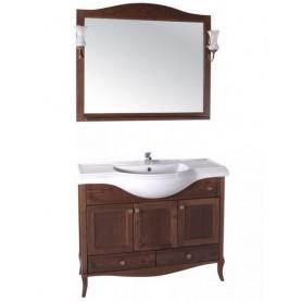 Мебель для ванной АСБ Салерно 105 ➦ Vanna-retro.ru