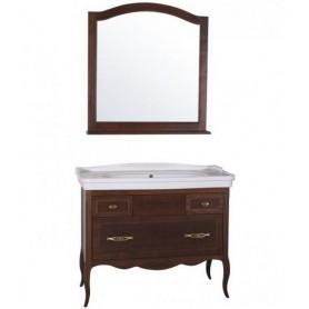 Мебель для ванной АСБ Модерн 105 цвет орех