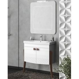 Мебель для ванной Смайл Зафирро 65 ➦ Vanna-retro.ru
