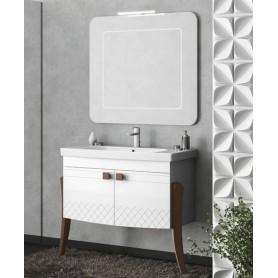 Мебель для ванной Смайл Зафирро 95 ➦ Vanna-retro.ru