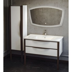 Мебель для ванной Смайл Риголетто 120 ➦ Vanna-retro.ru