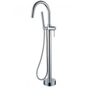 Смеситель Boheme Chrome 229 напольный для ванны (хром)