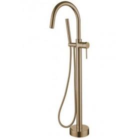 Смеситель Boheme Bronze 209 напольный для ванны (бронза)