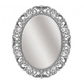 Зеркало Caprigo PL 040 цвет серебро 80х100 см ➦ Vanna-retro.ru