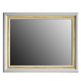 Зеркало Атолл Джулия 95х75 цвет dorato (слоновая кость/золото) ➦ Vanna-retro.ru