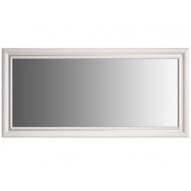 Зеркало Атолл Джулия 157х75 цвет ivory (слоновая кость/серебро) ➦ Vanna-retro.ru