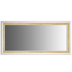 Зеркало Атолл Джулия 157х75 цвет dorato (слоновая кость/золото) ➦ Vanna-retro.ru