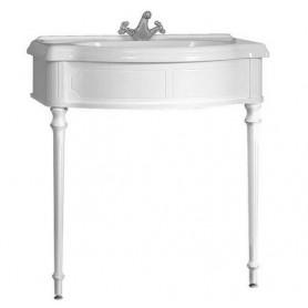 Мебель для ванной Белюкс Каталония Отель 85 в белом цвете