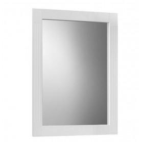 Зеркало Белюкс Рояль 65 цвет белый глянец