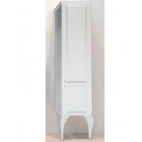 Шкаф колонна Aqwella 5 stars LaDonna цвет белый матовый