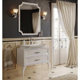 Мебель для ванной Aqwella 5 stars LaDonna 85 цвет белый матовый