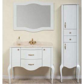 Мебель для ванной Timo Elsa M-VR 100х57 цвет белый
