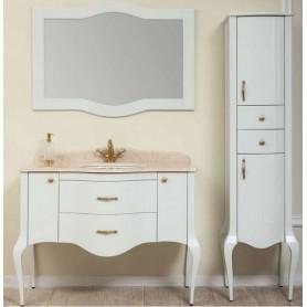 Мебель для ванной Timo Elsa M-VR 110х57 цвет белый
