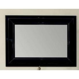 Зеркало Timo Anni 110 M 110х80 цвет черный ➦ Vanna-retro.ru