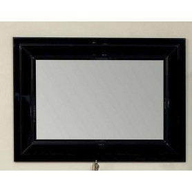 Зеркало Timo Anni 100 M 100х80 цвет черный ➦ Vanna-retro.ru