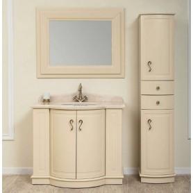 Мебель для ванной Timo Anni M-VR 100х62 цвет слоновая кость