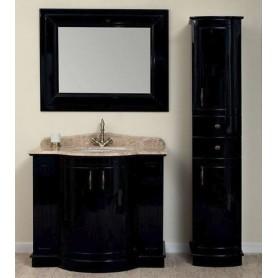 Мебель для ванной Timo Anni M-VR 100х62 цвет черный ➦ Vanna-retro.ru