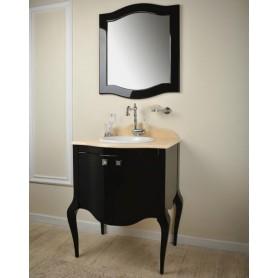 Мебель для ванной Timo Ellen M-R 70х58 цвет черный