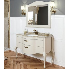 Мебель для ванной Timo Ellen Plus M-V 120х58 цвет avario (кремовый)