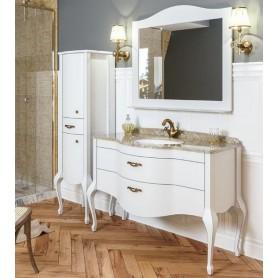 Мебель для ванной Timo Ellen Plus M-V 120х58 цвет белый