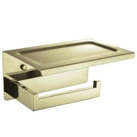 Держатель туалетной бумаги Boheme New Venturo 10311-G