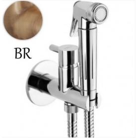 Гигиенический душ Webert EL870301065 бронза ➦ Vanna-retro.ru