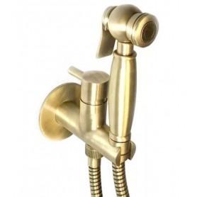 Гигиенический душ Webert EL870302065 лейка Antic бронза ➦