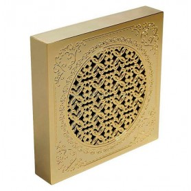 Вентилятор вытяжка для ванной комнаты Migliore 50.510 золото ➦