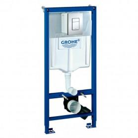 Система инсталляции для унитазов Grohe Rapid SL 38772001 3 в 1