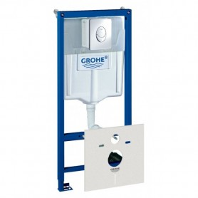 Система инсталляции для унитазов Grohe Rapid SL 38750001 4 в 1
