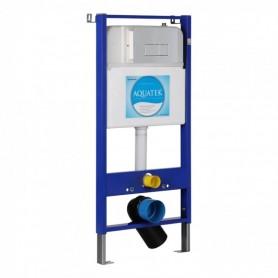 Система инсталляции для унитазов Set Aquatek Slim