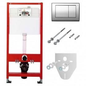 Система инсталляции для унитазов TECE Planus К 400 321 4 в 1 с