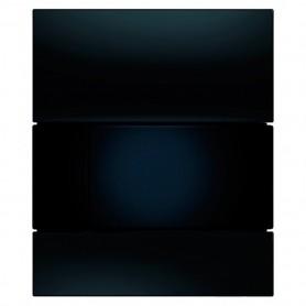 Кнопка смыва TECE Square Urinal 9242809 черное стекло. кнопка