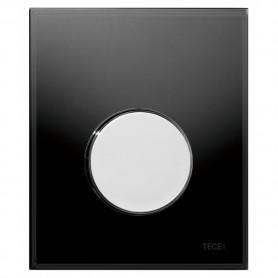 Кнопка смыва TECE Loop Urinal 9242656 черное стекло, кнопка