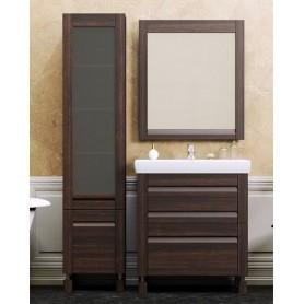 Мебель для ванной Опадирис Лаварро 80 цвет венге