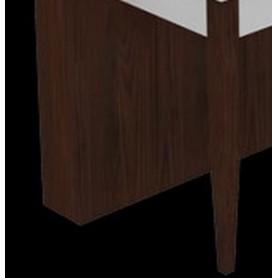 Ножки из дерева для раковины Kerasan Bentley 916947 (цвет темный ясень)