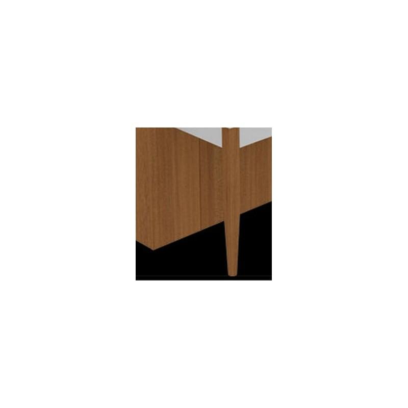 Ножки из дерева для раковины Kerasan Bentley 916947 (цвет хемлок) ➦ Vanna-retro.ru