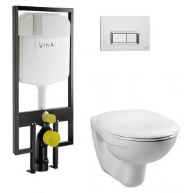 Инсталляция Vitra с унитазом Vitra Normus 9773B003-7203 ➦
