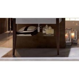Нижняя стеклянная полочка Kerasan Bentley 9187