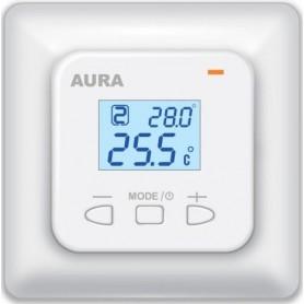 Терморегулятор Aura Technology LTC 440 белый ➦ Vanna-retro.ru