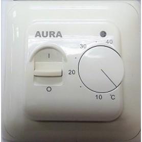 Терморегулятор Aura Technology LTC 130 белый ➦ Vanna-retro.ru