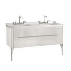 Мебель для ванной Kerasan Waldorf 919130 (цвет белый матовый) ➦ Vanna-retro.ru