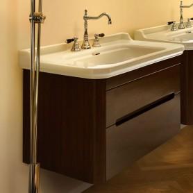 Мебель для ванной Kerasan Waldorf 919246 (цвет орех) ➦ Vanna-retro.ru