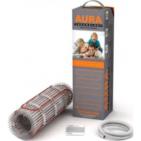 Теплый пол Aura Technology MTA 2700-18 ➦ Vanna-retro.ru