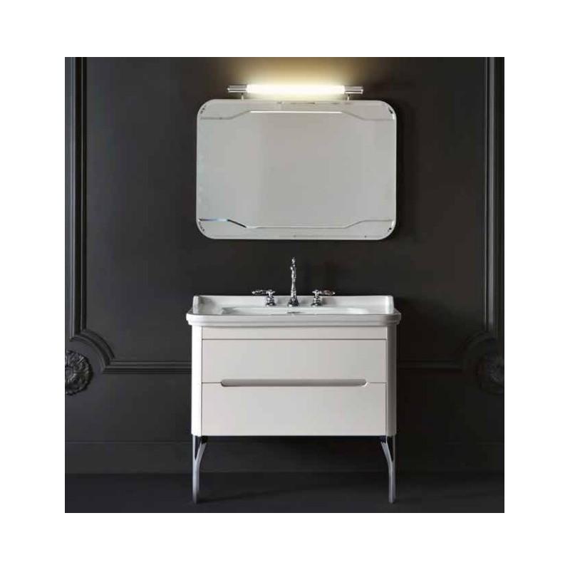 Мебель для ванной Kerasan Waldorf 919230 (цвет белый матовый) -