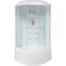 Душевая кабина Royal Bath RB 100BK3-WC ➦ Vanna-retro.ru