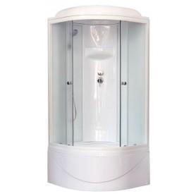Душевая кабина Royal Bath RB 100BK6-WC 100 x 100 см ➦