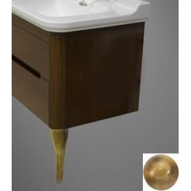 Ножки (пара) для мебели Kerasan Waldorf 919493 (цвет бронза)