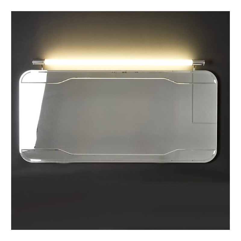 Зеркало Kerasan Waldorf 7405 (без светильника) ➦ Vanna-retro.ru